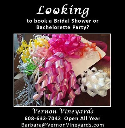 Bridal Showers & Bachlorette Parties